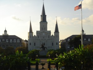 NOLA St. Louis Cathedral