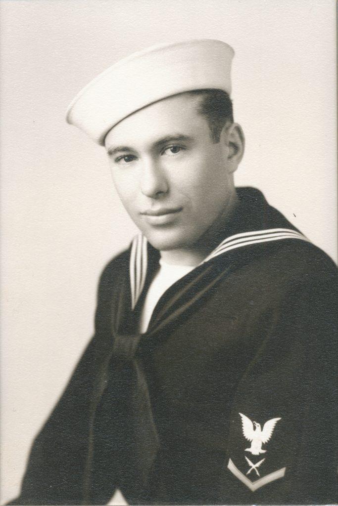Fritz Navy uniform