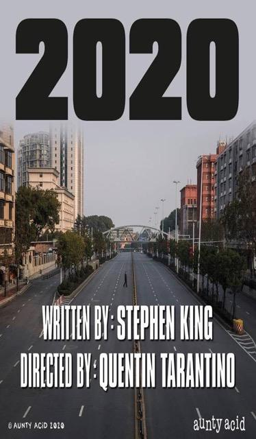 2020 By Stephen King